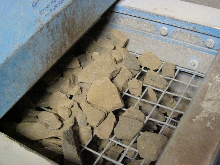 aggregate sieve testing